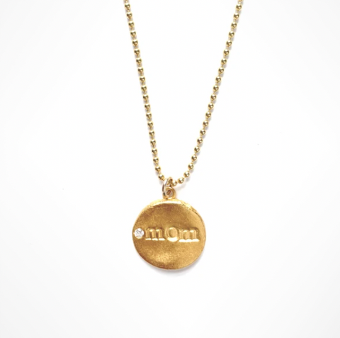 MAS Designs Custom necklace for mother's day