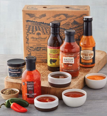 Harry and David Summer Grilling Gift Box