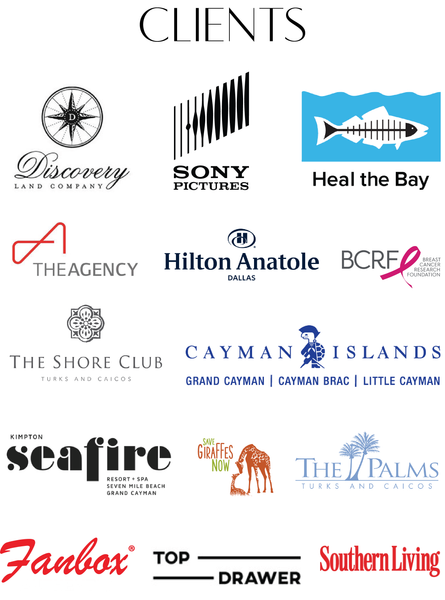 Malibu Apothecary luxury private label scented candle clients including sony pictures, discovery land company, bakers bay, agency, cayman islands, fanbox, and more