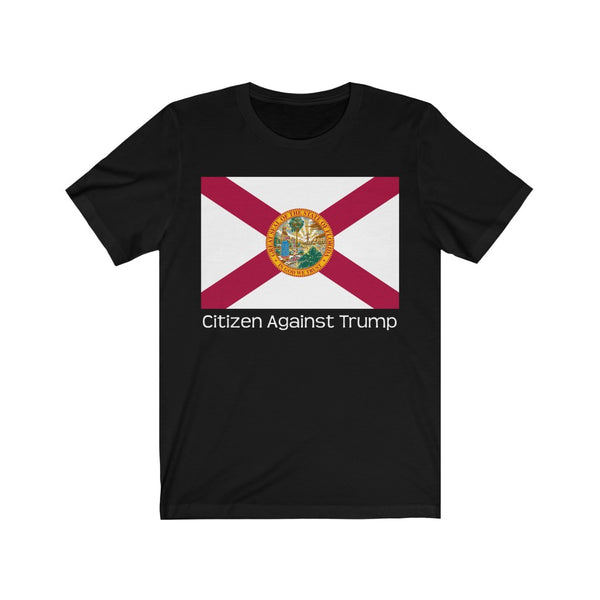 Florida's Citizen Against Trump T-Shirt #CitizenAgainstTrump - PolitiCoolClothing