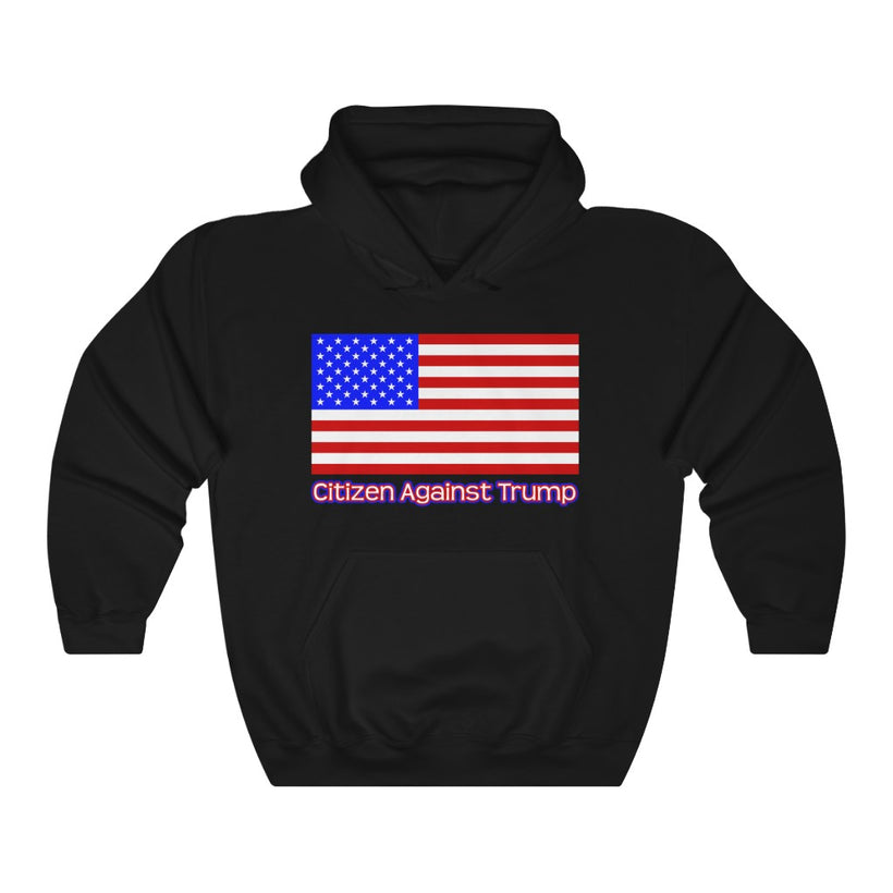 Citizen Against Trump Hoodies
