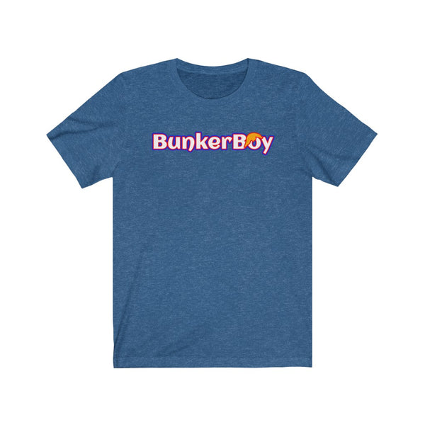 Bunker Boy Anti Donald Trump T-Shirt - PolitiCoolClothing