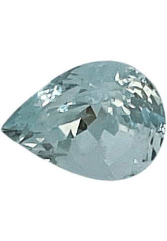 Pear Shaped Aquamarine