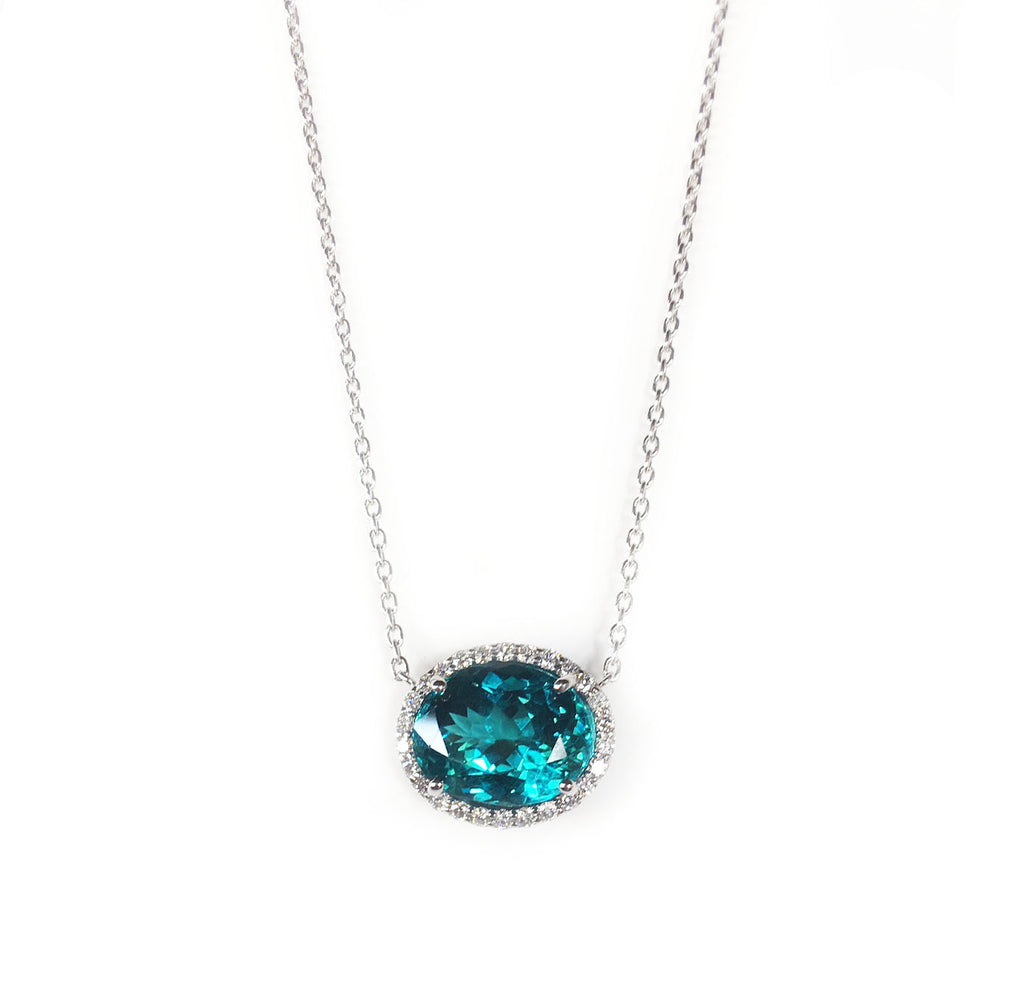 Apatite Necklace