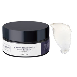 & Desert Lime Flawless Micro-Exfoliant