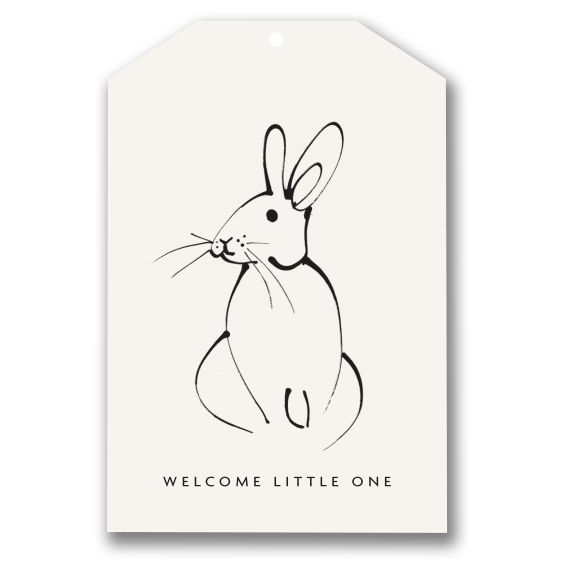 Father Rabbit is proud to present a collection of stunning gift tags. Printed on high quality beautiful paper stock.   Each tag measures 6 x 9cm.   Each tag comes with string to affix to your gift.   Blank on other side.