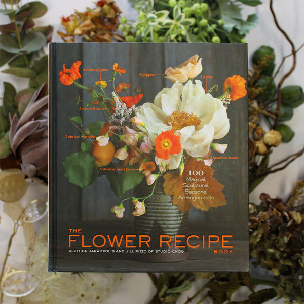 In this book, the authors demonstrate, both visually and with detailed recipes, how to create the type of floral arrangement that is ubiquitous in design publications these days. They have included 125 flower recipes and they also take readers through the basics of flower arranging covering what to look for when selecting flowers to local and seasonal buying considerations.  Hardcover - 268 pages