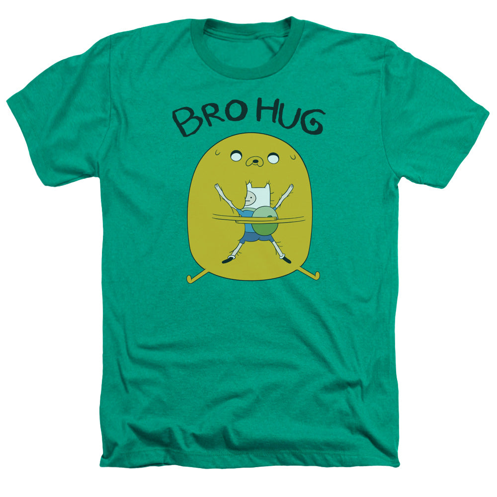 Jake the Dog and Finn the Human Adventure Time Bro Hug T-shirt