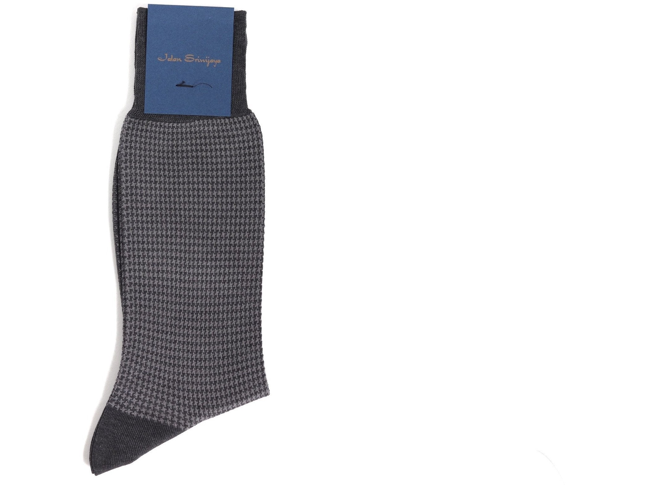 Houndstooth Pattern Socks