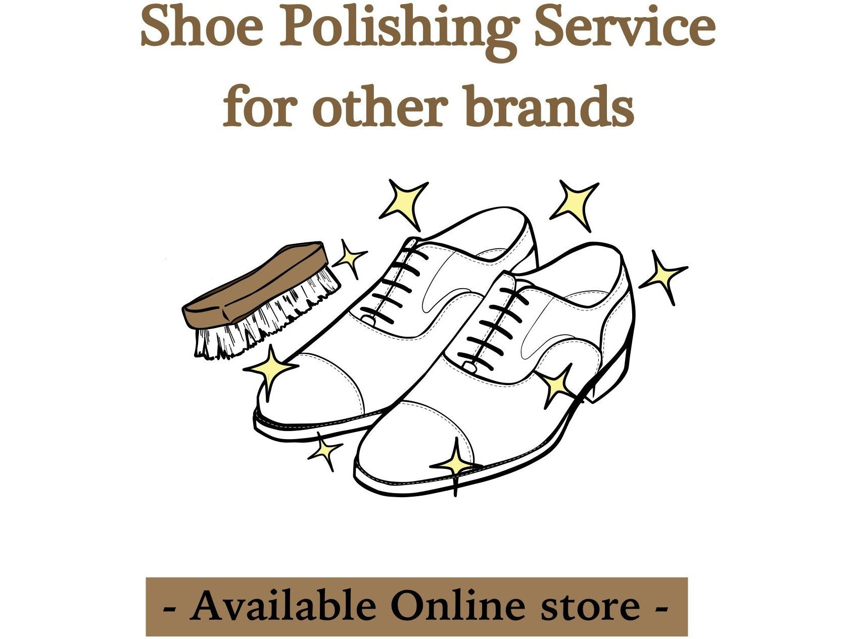 Shoe Polishing Service For Other Brands