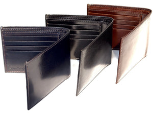 Jalan Sriwijaya leather Wallet (made in Italy)
