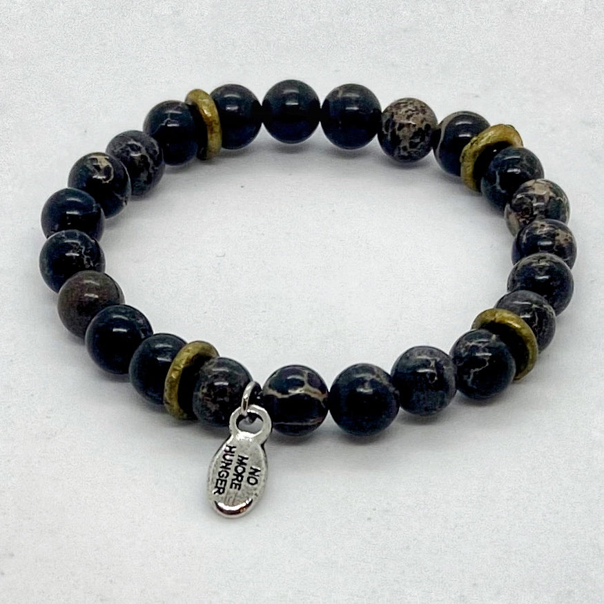 Black Sea Sediment Bracelet