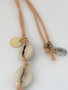 Cowrie Necklace/Choker