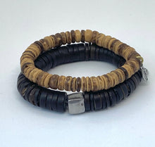 Load image into Gallery viewer, Rustic Coconut Bracelet