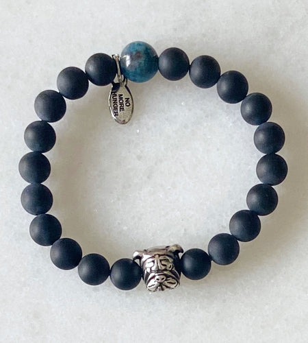 Bulldog Love Bracelet