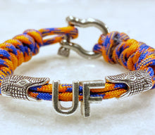 Load image into Gallery viewer, Gator Collegiate Bracelet