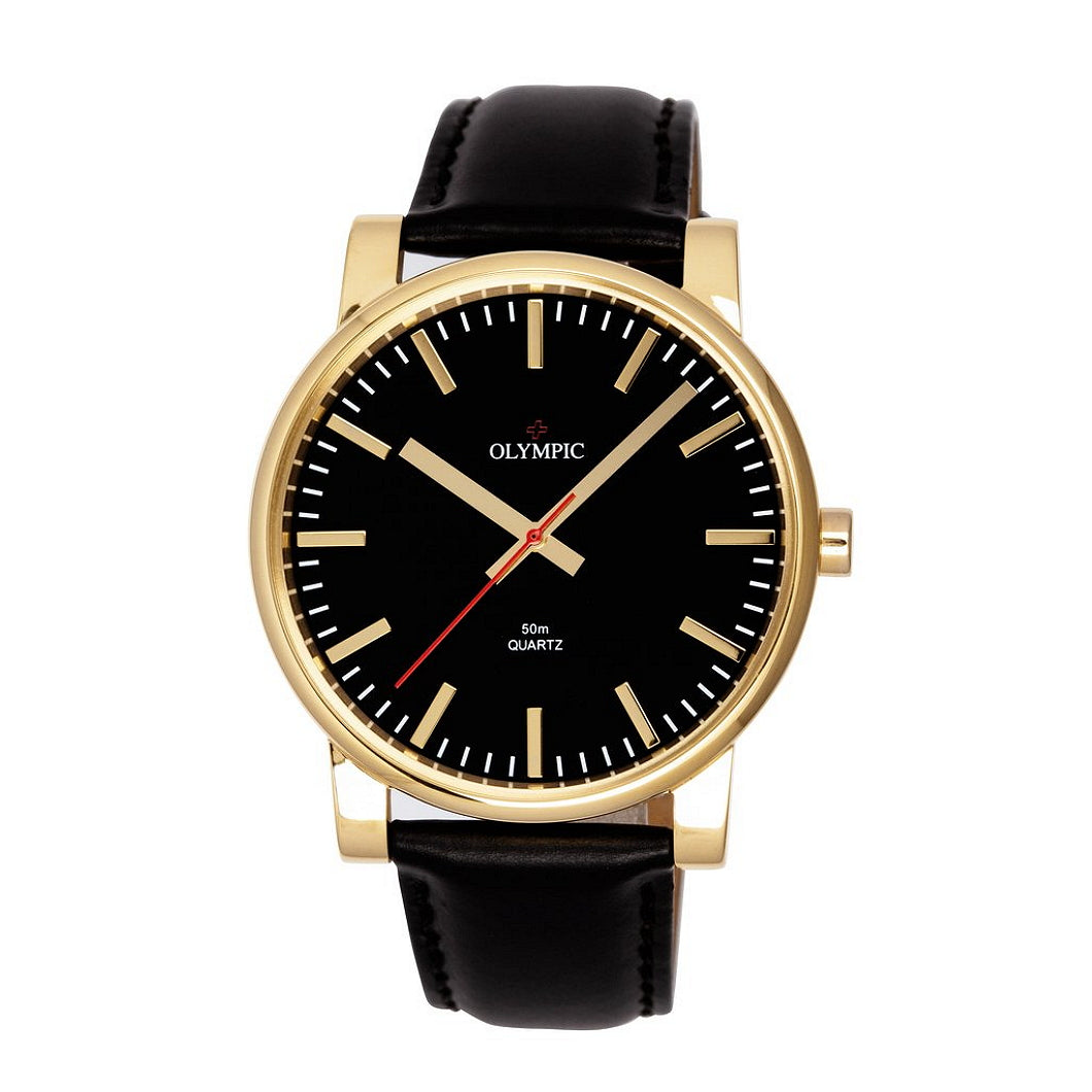 BAUEN 40MM GOLD PVD CASE - Red Carpet Jewellers