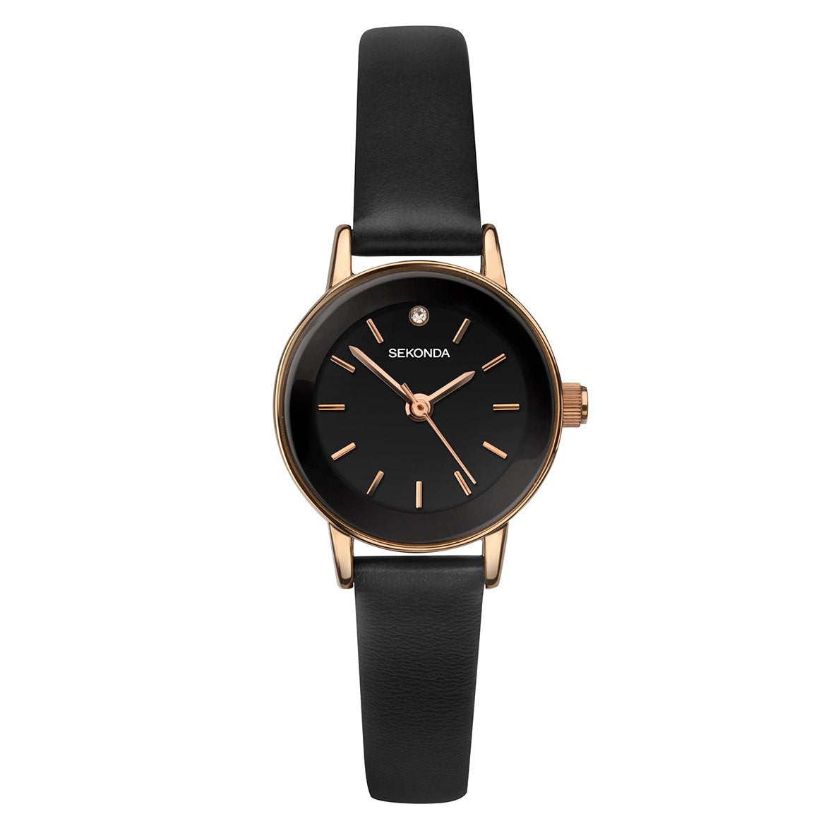 Sekonda Women's Rose Gold Plated Fashion Watch - Red Carpet Jewellers
