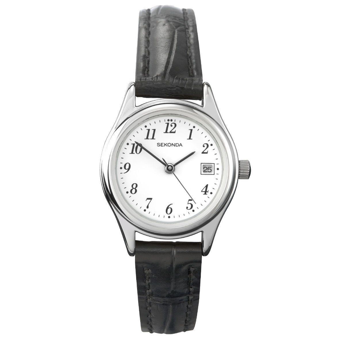 Sekonda Women's Classic Leather Strap Watch - Red Carpet Jewellers