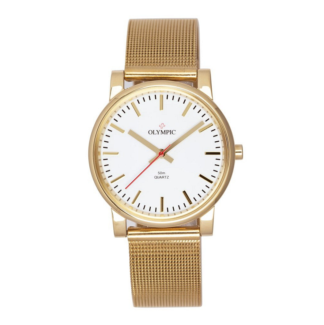 BAUEN 32MM GOLD CASE - Red Carpet Jewellers