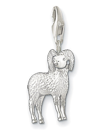 Aries star sign charm - Red Carpet Jewellers
