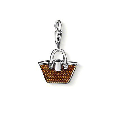 "Thomas Sabo ""shopping bag"" charm - Red Carpet Jewellers"