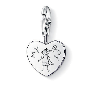 "Thomas Sabo ""my boy"" charm - Red Carpet Jewellers"