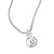D for Diamond boys soccer ball pendant - Red Carpet Jewellers