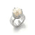 "Thomas Sabo sterling silver ""crown"" ring - Red Carpet Jewellers"