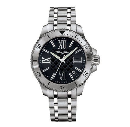 Thomas Sabo Rebel At Heart Collection Sport Watch - Red Carpet Jewellers