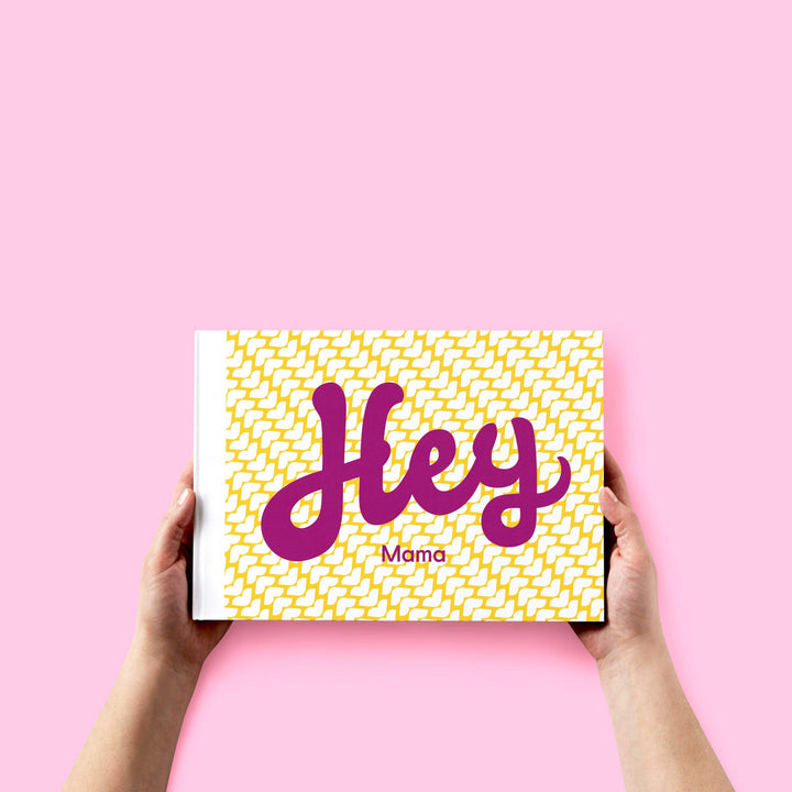 Hey Mum — Personalised Gift Book