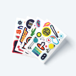 Allsorts — Sticker Pack (4)