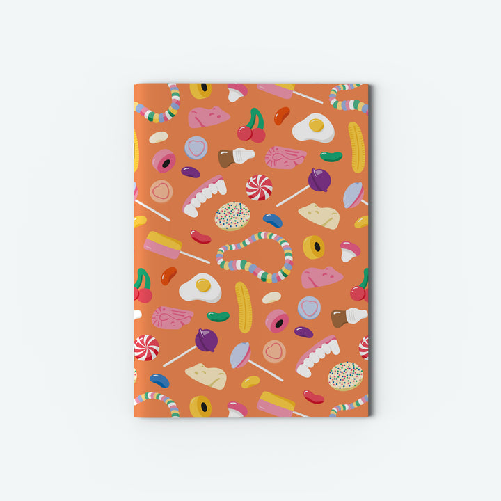 Sweeeet Series — Lined Notebook