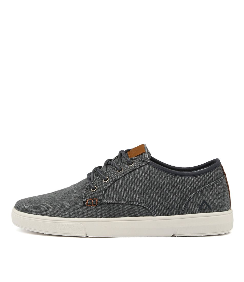Colorado Albatross Navy Grey Canvas