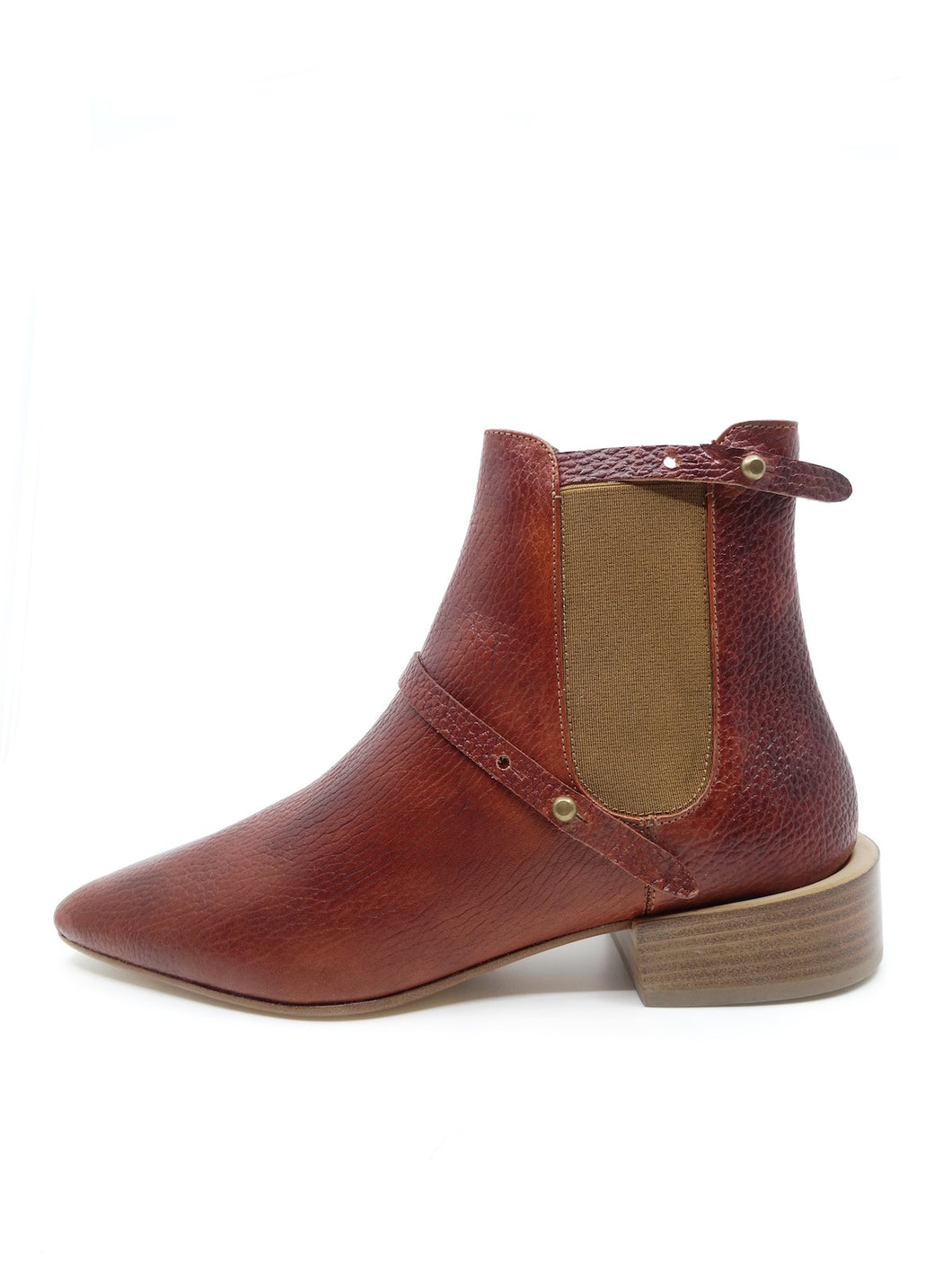 Beau Coops Aspley Brown Leather