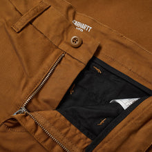 Load image into Gallery viewer, Carhartt WIP Benson Club Pant Hamilton Brown