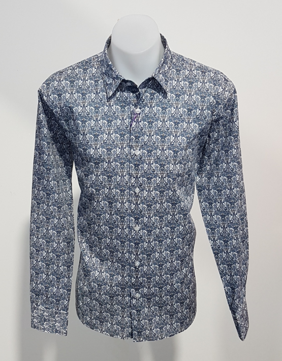 Phillips Morris Butterfly Liberty L/S Shirt