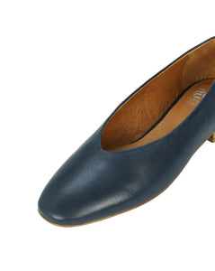 EOS Coci Navy Leather