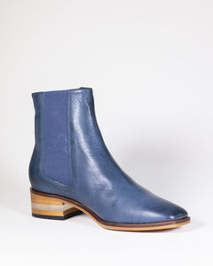 Django & Juliette Felicity Navy Leather