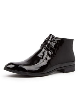 Django & Juliette Goliath Black Patent Leather