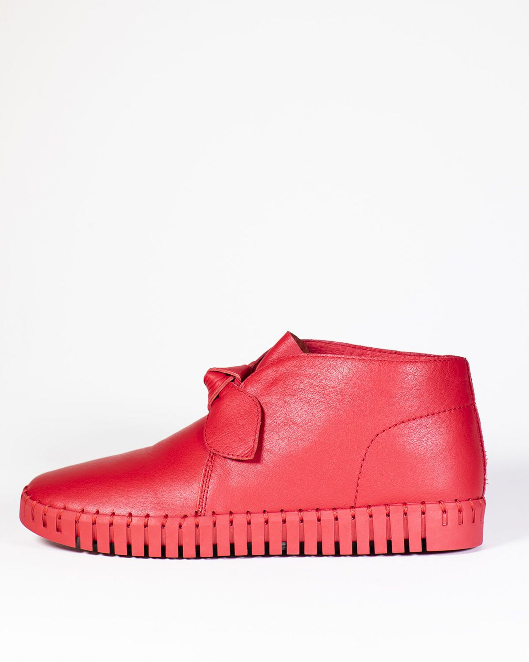 Django & Juliette Halogen Red Leather Red Sole