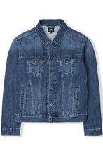 Load image into Gallery viewer, EDWIN High Road Jacket Blue Mid Stone Wash