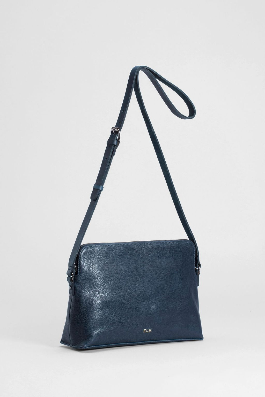 Elk the Label Idre Small Bag Steel Blue