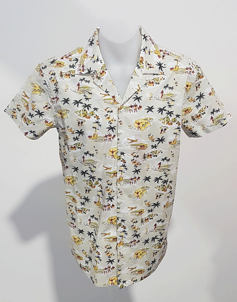Phillips Island S/S Shirt