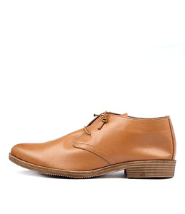 Django & Juliette Karaf Tan Leather