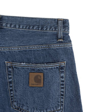 Load image into Gallery viewer, Carhartt WIP Klondike Pant Blue Stone Washed