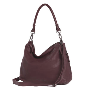 Sticks & Stones Marbella Bag Burgundy