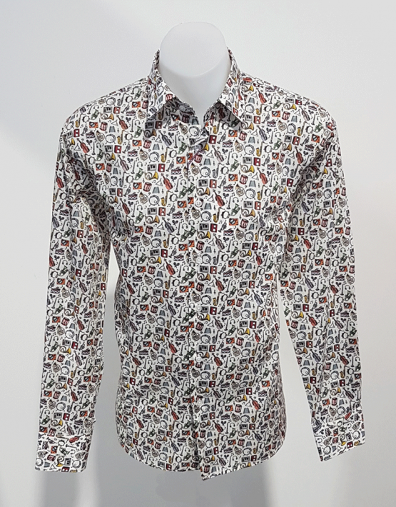 Phillips Muso Liberty L/S Shirt