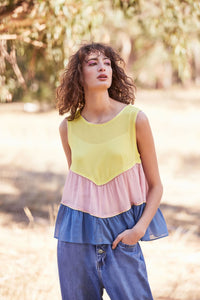 M. A. Dainty Marge Top