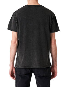 Neuw Denim Band Tee Vintage Black